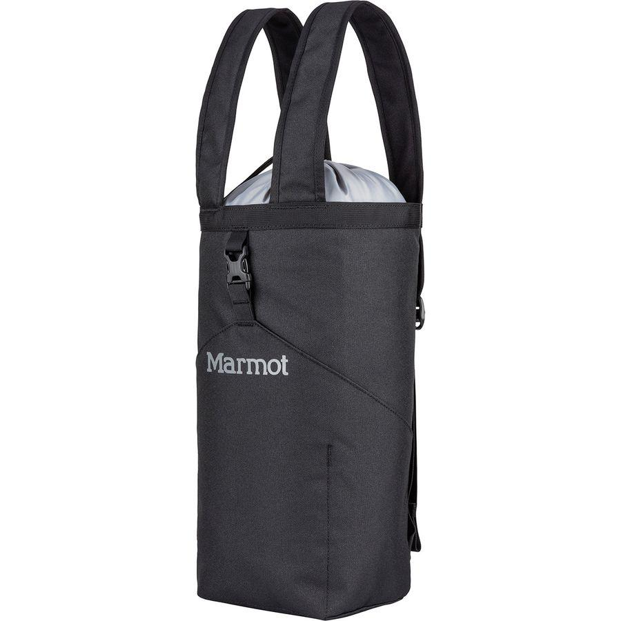 【クーポンで最大2000円OFF】(取寄)マーモット ユニセックス アーバン ホウラー スモール 14L トート バックパック Marmot Men's Urban Hauler Small 14L Tote Backpack Black/Cinder