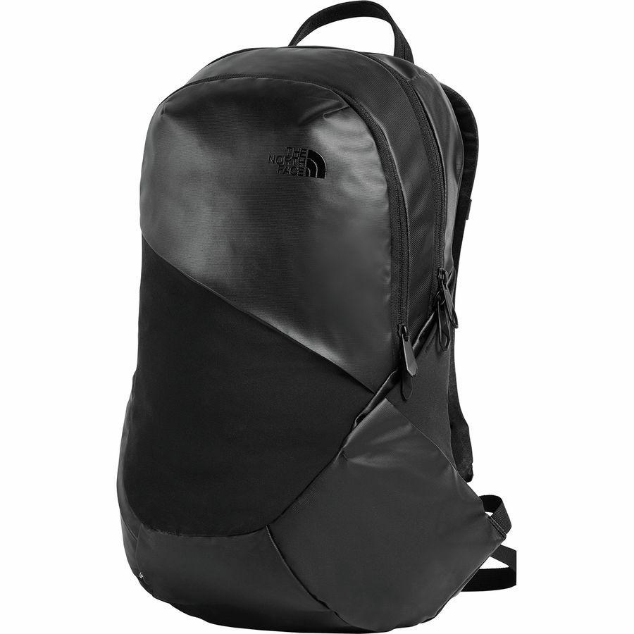 【エントリーでポイント5倍】(取寄)ノースフェイス レディース イザベラ 17L バックパック The North Face Women Isabella 17L Backpack Tnf Black Carbonate/Tnf Black