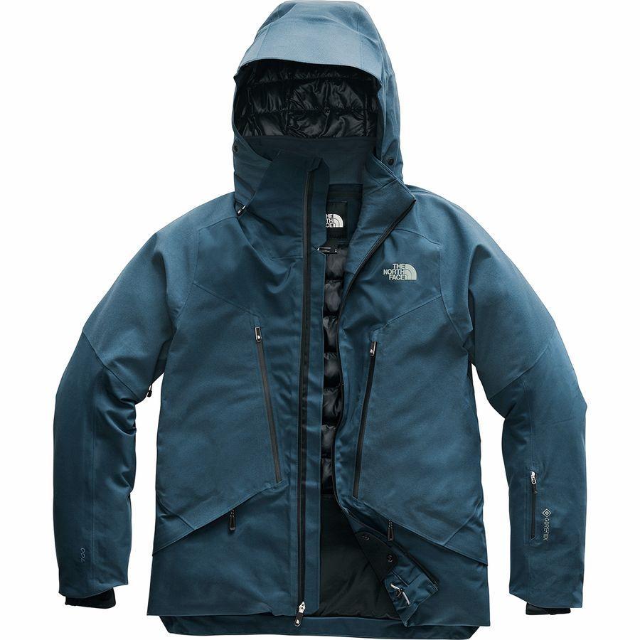 (取寄)ノースフェイス メンズ ダイアメター ダウン ジャケット The North Face Men's Diameter Down Jacket Blue Wing Teal