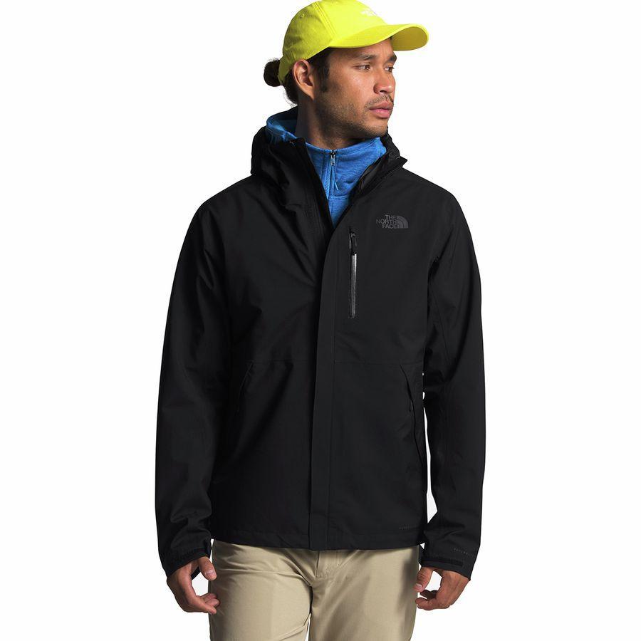 【クーポンで最大2000円OFF】(取寄)ノースフェイス メンズ Dryzzle フューチャーライト ジャケット The North Face Men's Dryzzle Futurelight Jacket TNF Black