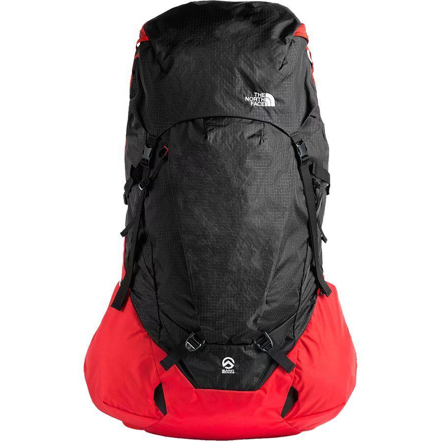 【クーポンで最大2000円OFF】(取寄)ノースフェイス ユニセックス プロフェット 85L バックパック The North Face Men's Prophet 85L Backpack Fiery Red/Tnf Black