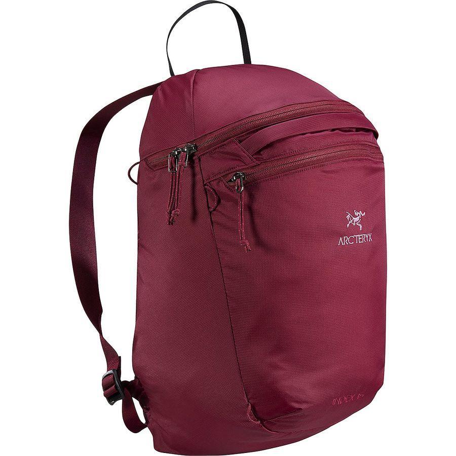 (取寄)アークテリクス インデックス 15L バックパック リュック バッグ Arc'teryx Men's Index 15L Backpack Dark Dakini