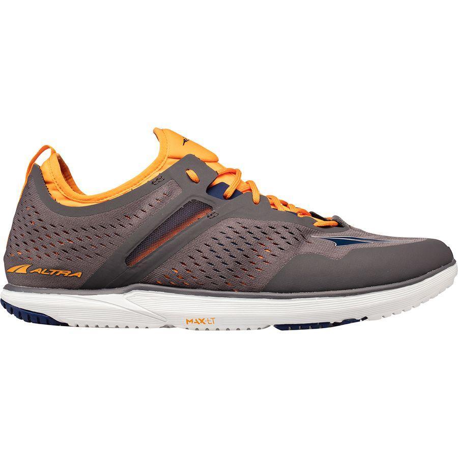 (取寄)アルトラ メンズ カヤンタ ランニング シューズ Altra Men's Kayenta Running Shoe Running Shoes Gray/Orange