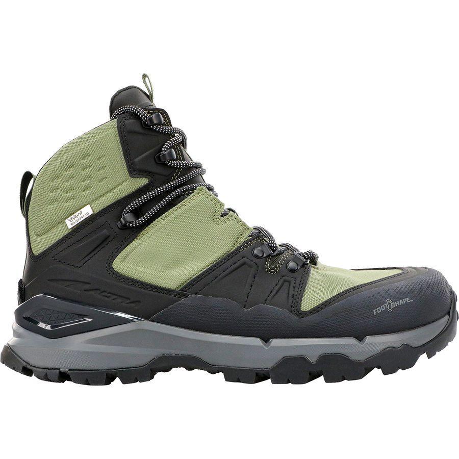 (取寄)アルトラ メンズ ターシャー ブーツ Altra Men's Tushar Boot Green