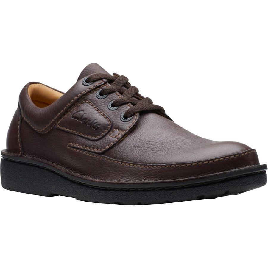 (取寄)クラークス メンズ ネイチャー 2 シューズ Clarks Men's Nature II Shoe Brown Leather