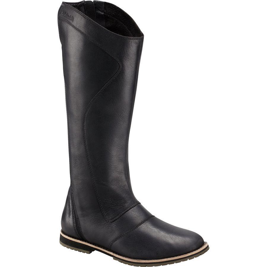 (取寄)コロンビア レディース 23 アベニュー トール ブーツ Columbia Women TwentyThird Ave Tall Boot Black/Mud