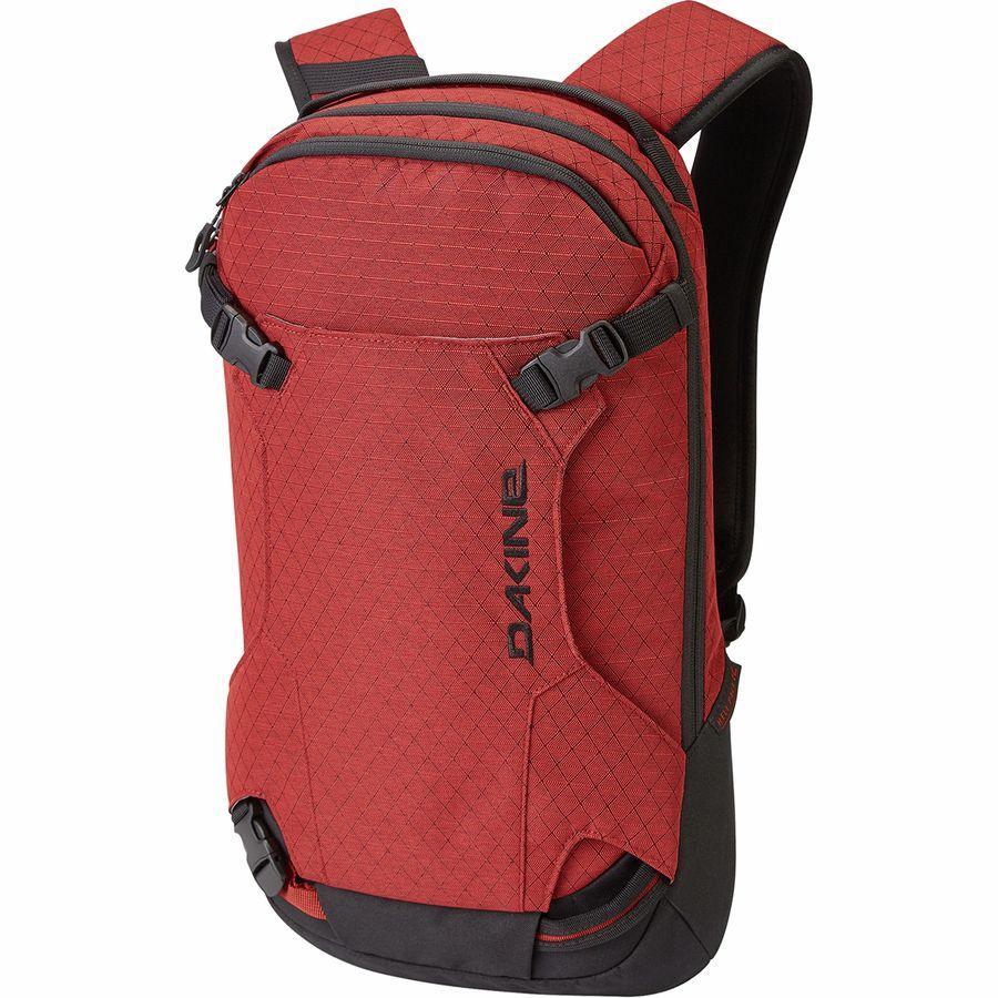(取寄)ダカイン ユニセックス ヘリ 12L バックパック DAKINE Men's Heli 12L Backpack Tandoori Spice