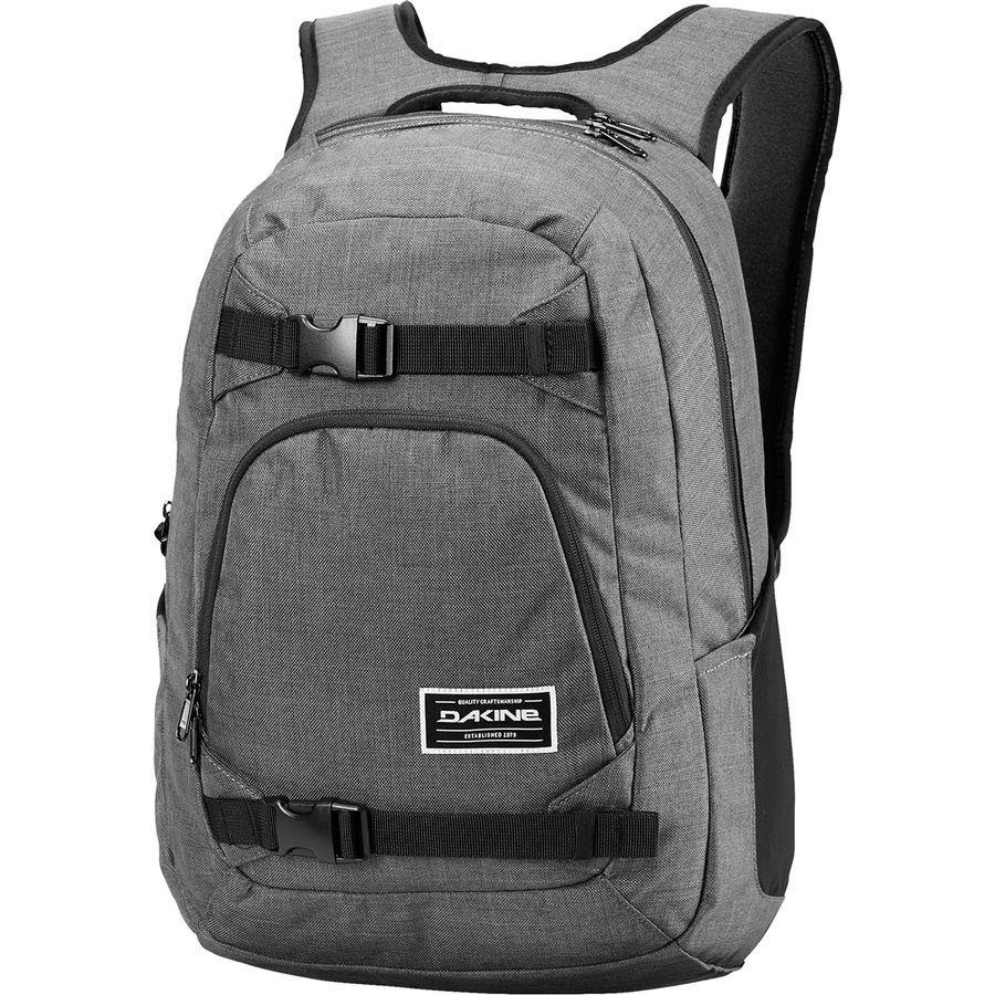 (取寄)ダカイン ユニセックス エクスプローラ 26L バックパック DAKINE Men's Explorer 26L Backpack Carbon