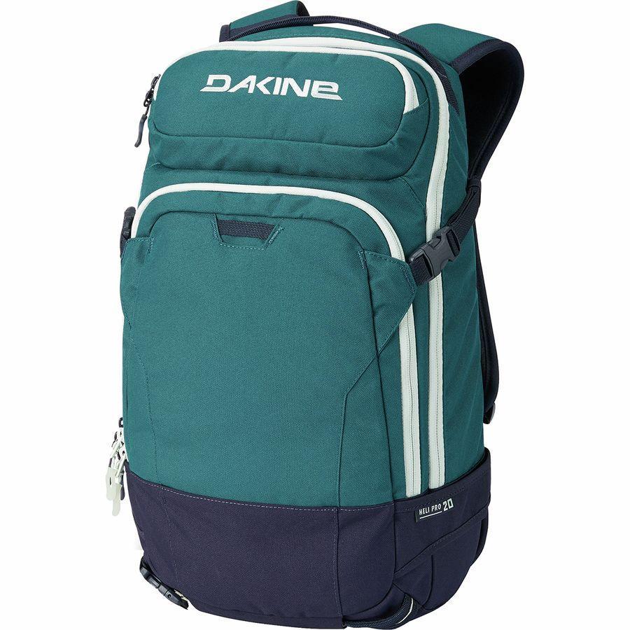 【エントリーでポイント5倍】(取寄)ダカイン レディース ヘリ プロ 20L バックパック DAKINE Women Heli Pro 20L Backpack Deep Teal
