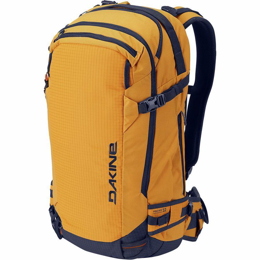 (取寄)ダカイン ユニセックス ポーチャー 32L バックパック DAKINE Men's Poacher 32L Backpack Golden Glow