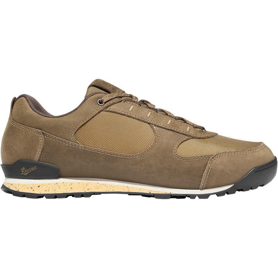 (取寄)ダナー メンズ ジャグ ロウ ハイキング シューズ Danner Men's Jag Low Hiking Shoe Brown/Summer Wheat