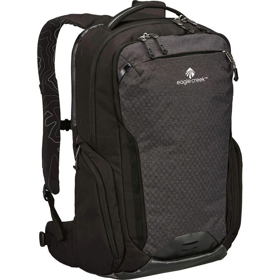 【エントリーでポイント5倍】(取寄)イーグルクリーク レディース ウェイファインダー 40L バックパック Eagle Creek Women Wayfinder 40L Backpack Black/Charcoal
