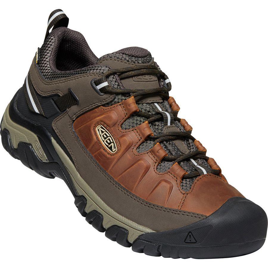 【クーポンで最大2000円OFF】(取寄)キーン メンズ ターギー 3 ハイキング シューズ KEEN Men's Targhee III Hiking Shoe Chestnut/Mulch