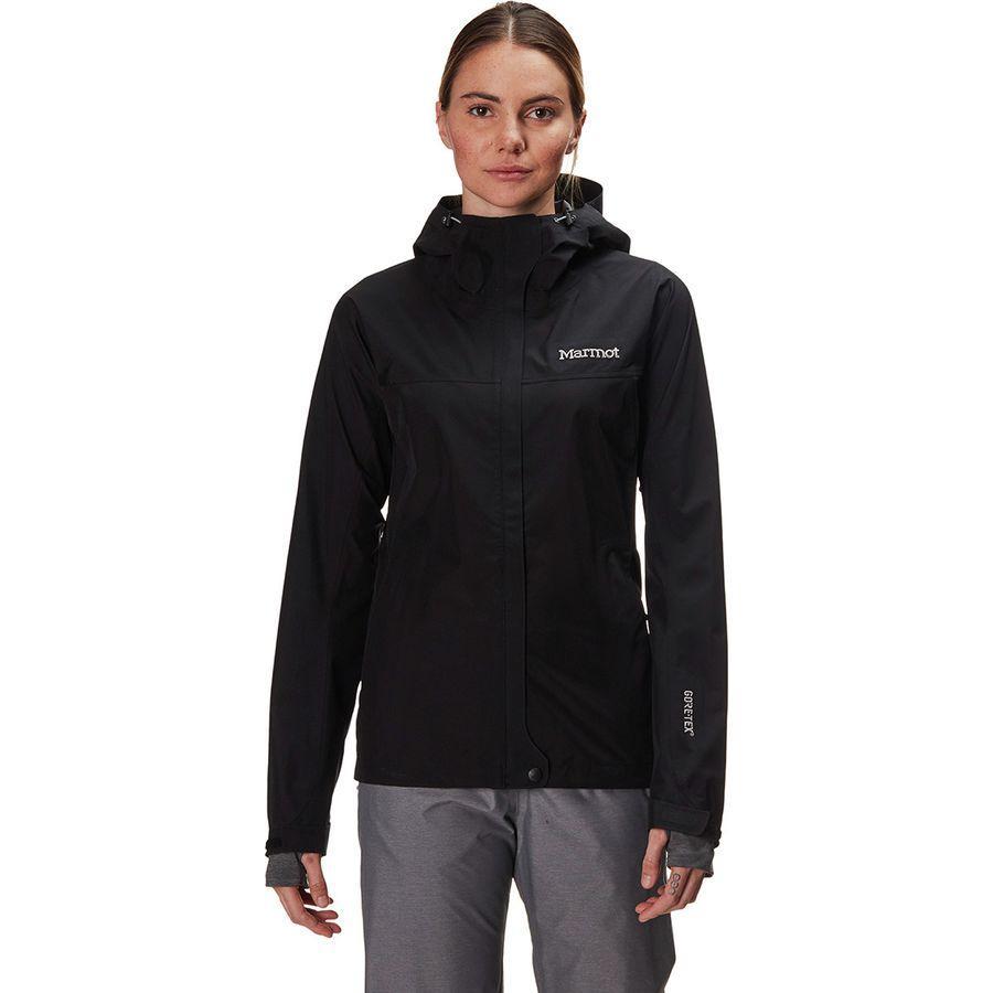 (取寄)マーモット レディース ミニマリスト ジャケット Marmot Women Jacket Black