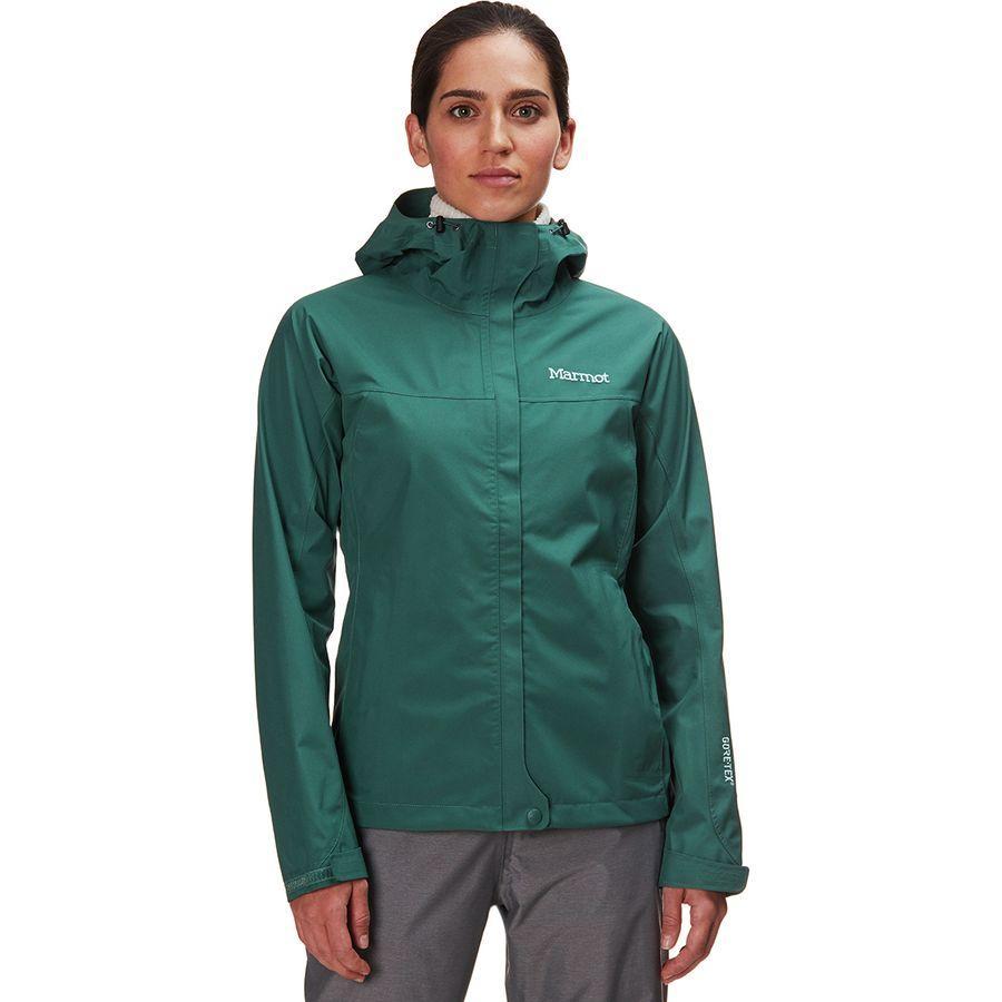 (取寄)マーモット レディース ミニマリスト ジャケット Marmot Women Jacket Mallard Green