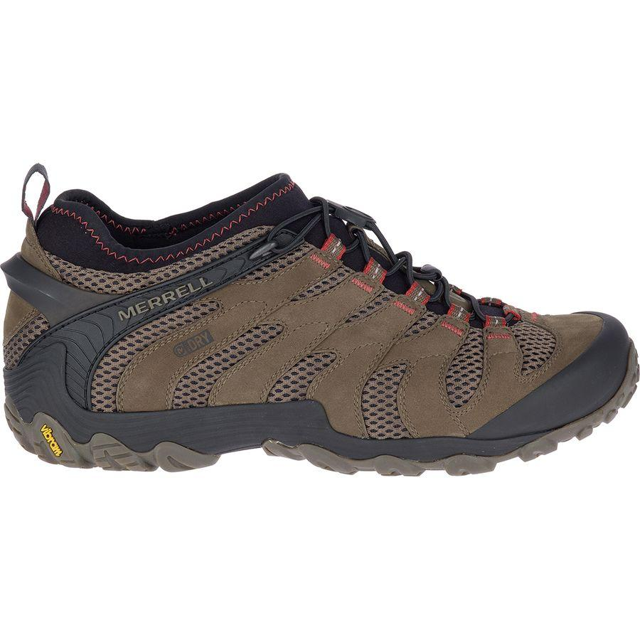 (取寄)メレル メンズ カメレオン 7ストレッチ ハイキング シューズ Merrell Men's Chameleon 7 Stretch Hiking Shoe Boulder