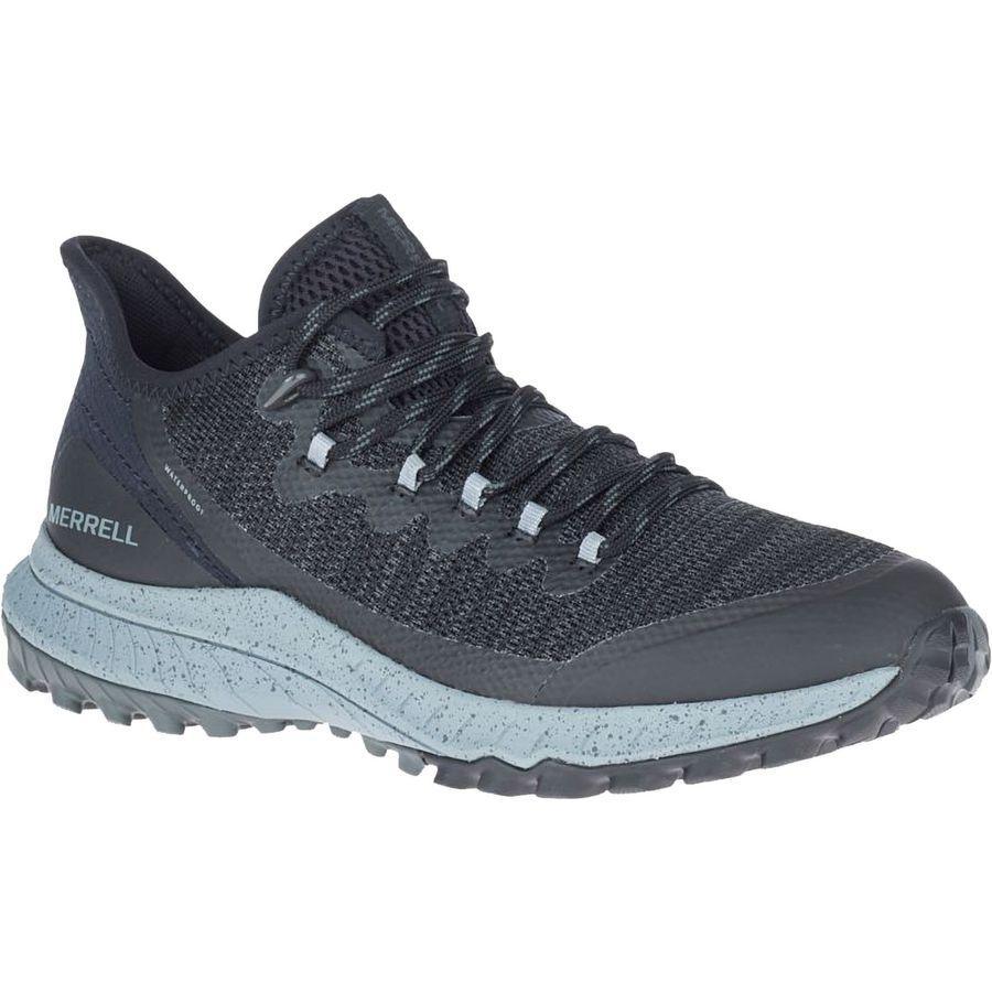 (取寄)メレル レディース ブラバーダ ハイキング シューズ Merrell Women Bravada Hiking Shoe Black/Grey