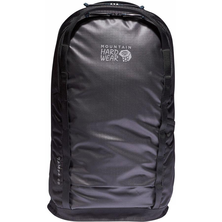 (取寄)マウンテンハードウェア キャンプ 428 バックパック リュック バッグ Mountain Hardwear Men's Camp 4 28 Backpack Black