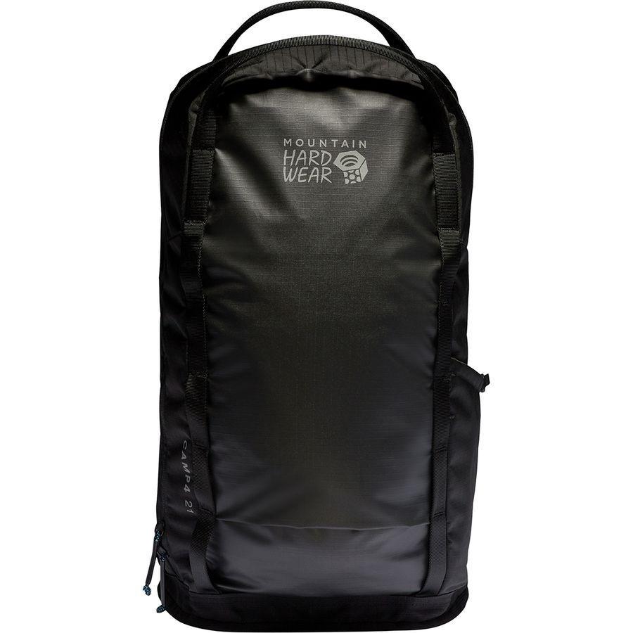(取寄)マウンテンハードウェア キャンプ 421 バックパック リュック バッグ Mountain Hardwear Men's Camp 4 21 Backpack Black