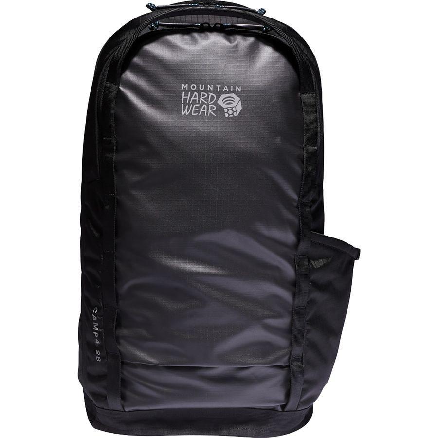 【エントリーでポイント5倍】(取寄)マウンテンハードウェア レディース キャンプ 428L バックパック Mountain Hardwear Women Camp 4 28L Backpack Black