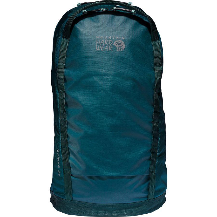 【エントリーでポイント5倍】(取寄)マウンテンハードウェア レディース キャンプ 428L バックパック Mountain Hardwear Women Camp 4 28L Backpack Dive