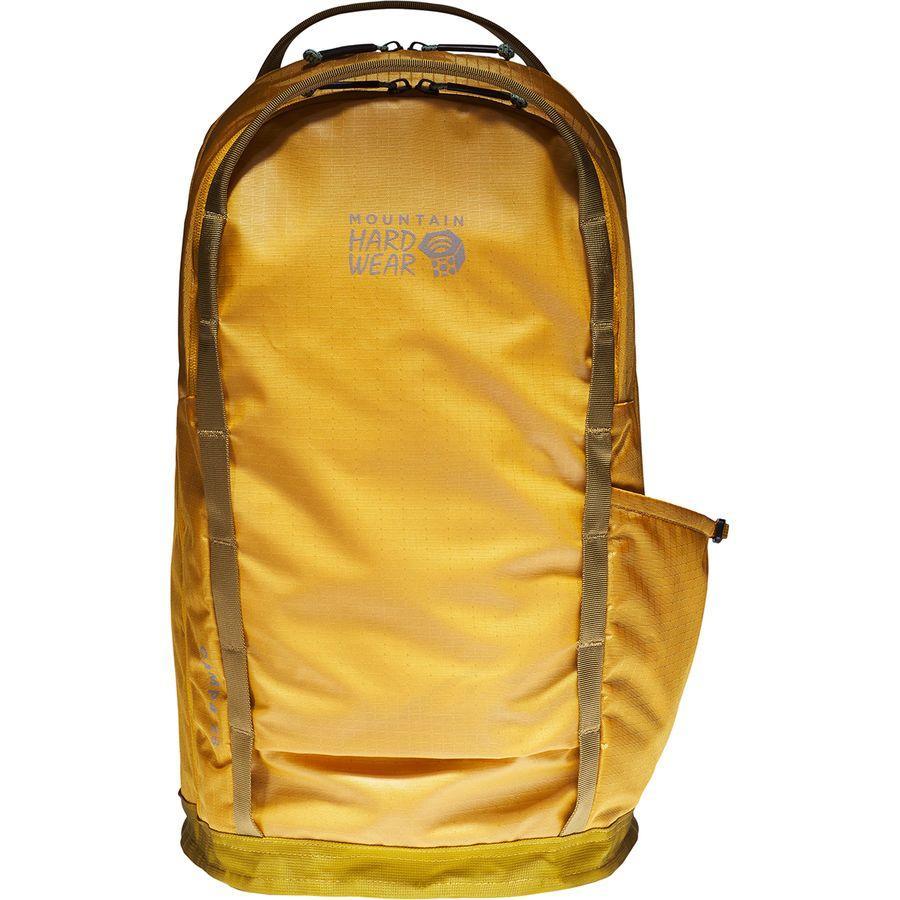 (取寄)マウンテンハードウェア レディース キャンプ 428L バックパック リュック バッグ Mountain Hardwear Women Camp 4 28L Backpack Gold Hour