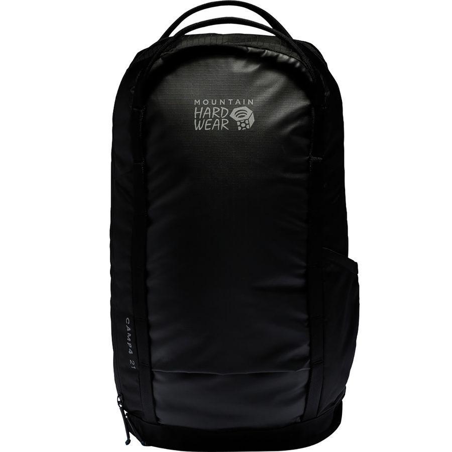 【エントリーでポイント5倍】(取寄)マウンテンハードウェア レディース キャンプ 421L バックパック Mountain Hardwear Women Camp 4 21L Backpack Black