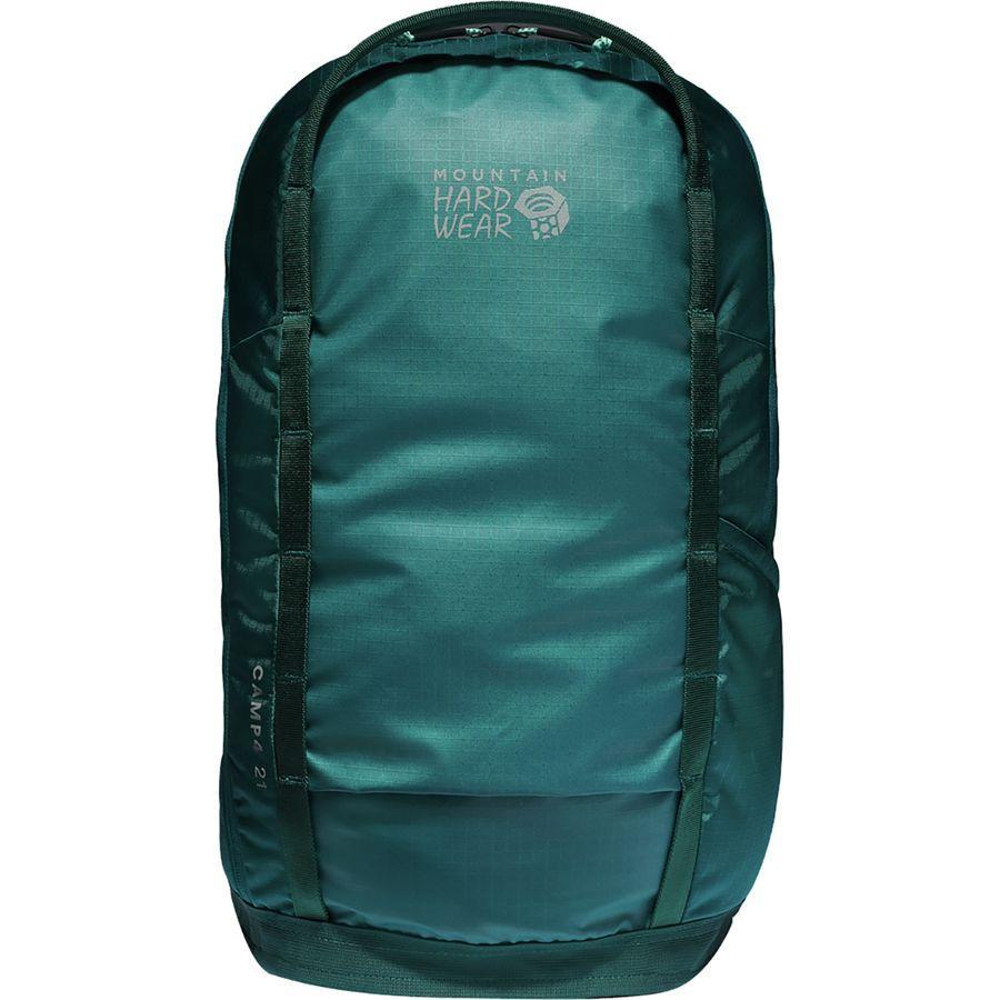 (取寄)マウンテンハードウェア レディース キャンプ 421L バックパック リュック バッグ Mountain Hardwear Women Camp 4 21L Backpack Dive