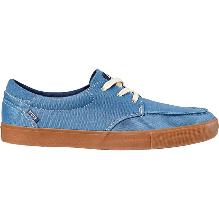 (取寄)リーフ メンズ デックハンド 3 シューズ Reef Men's Deckhand 3 Shoe Vintage Blue