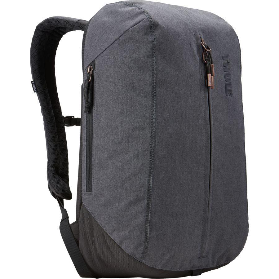 【エントリーでポイント5倍】(取寄)スーリー ユニセックス Vea17L バックパック Thule Men's Vea 17L Backpack Black