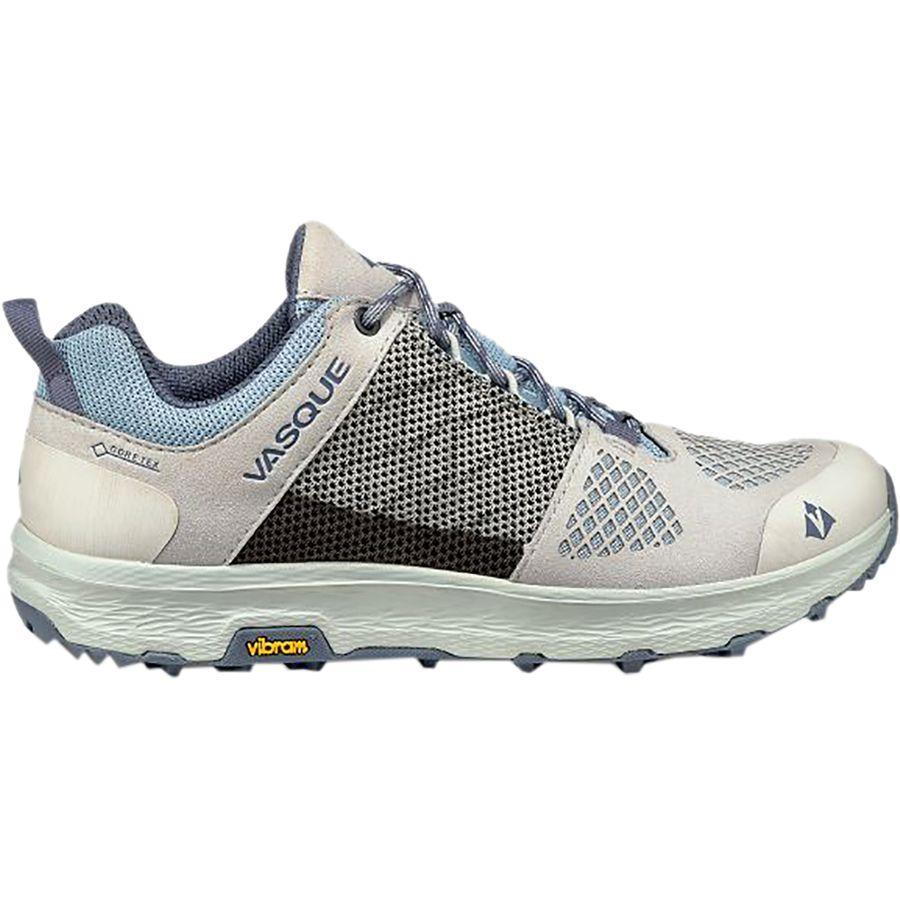 (取寄)バスク レディース ブリーズ LT ロウ Gtx ハイキング シューズ Vasque Women Breeze LT Low GTX Hiking Shoe Lunar Rock