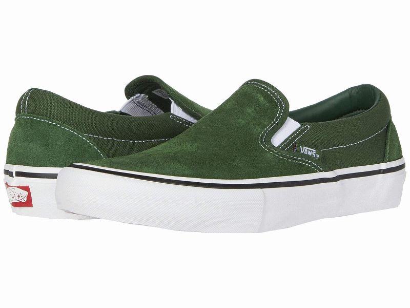 (取寄)Vans(バンズ) スニーカー スリップ―オン プロ メンズ Vans Men's Slip Alpine/White