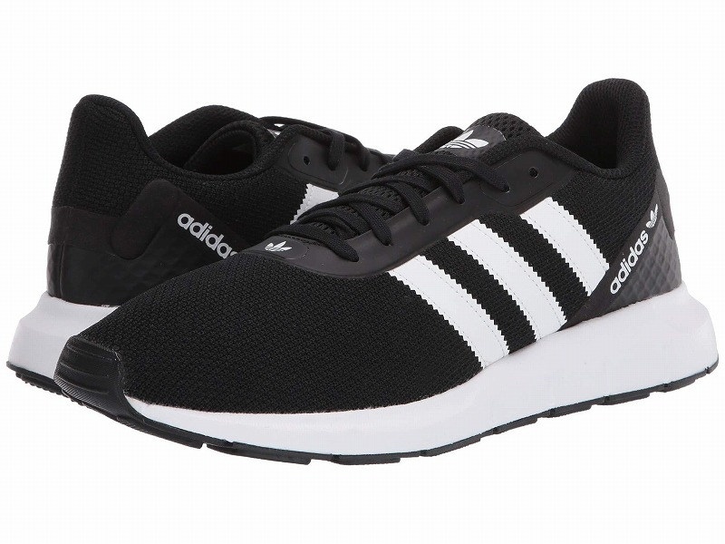 (取寄)アディダス オリジナルス メンズ スウィフト ラン  adidas originals Men's adidas Originals Swift Run  Core Black/Footwear White/Core Black 1