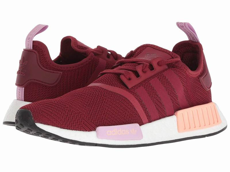 (取寄)アディダス オリジナルス レディース NMD_R1 W  adidas originals Women adidas Originals NMD_R1 W Collegiate Burgundy/Collegiate Burgundy/Clear Orange