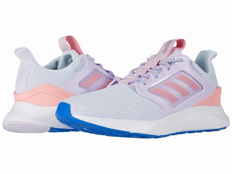 (取寄)アディダス レディース エナジーファルコン X ランニングシューズ adidas Women Running Energyfalcon X Purple Tint/Glory Pink/Glory Blue