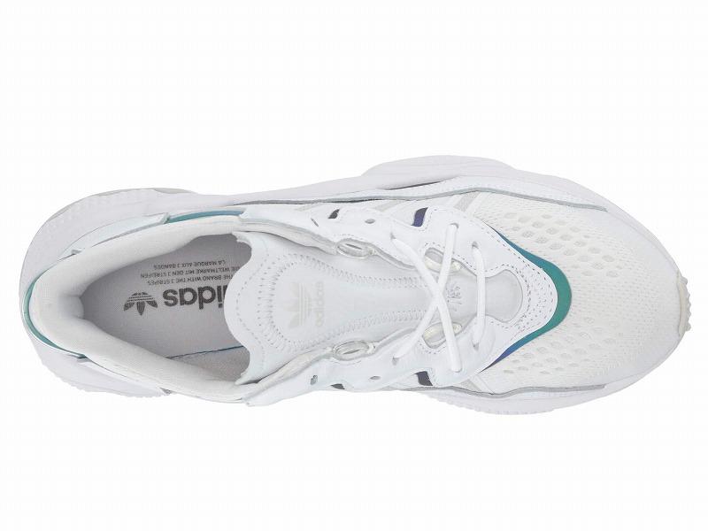 取寄 アディダス オリジナルス メンズ オズウィーゴadidas originals Men's adidas Originals OzweegoFootwear White Grey One Crystal WhiteY6vfgb7y
