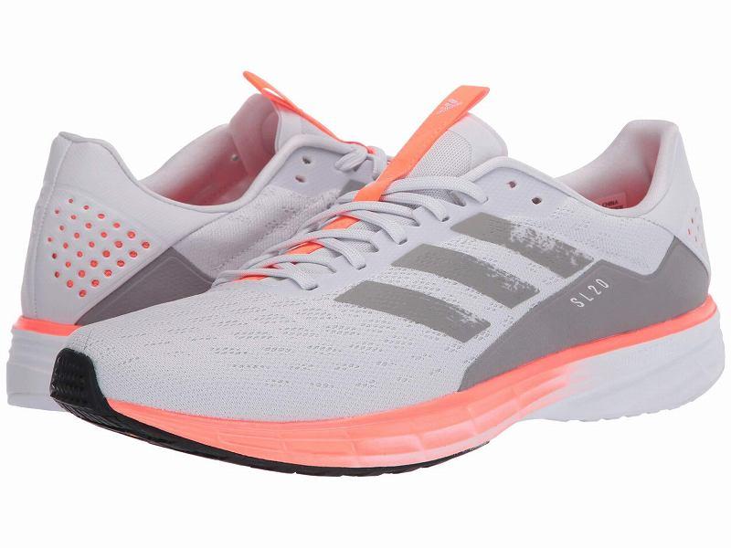 (取寄)アディダス メンズ SL20 ランニングシューズ adidas Men's Running SL20 Dash Grey/Dove Grey/Core Black