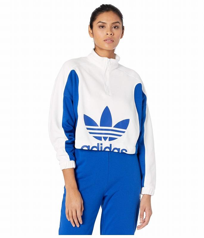 (取寄)アディダス オリジナルス レディース ベリスタ セーター adidas originals Women adidas Originals Bellista Sweater Collegiate Royal