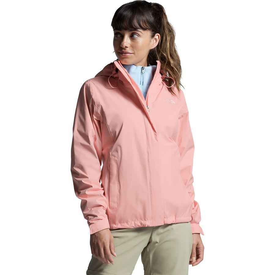 (取寄)ノースフェイス レディース ベンチャー 2 ジャケット The North Face Women Venture 2 Jacket Impatiens Pink
