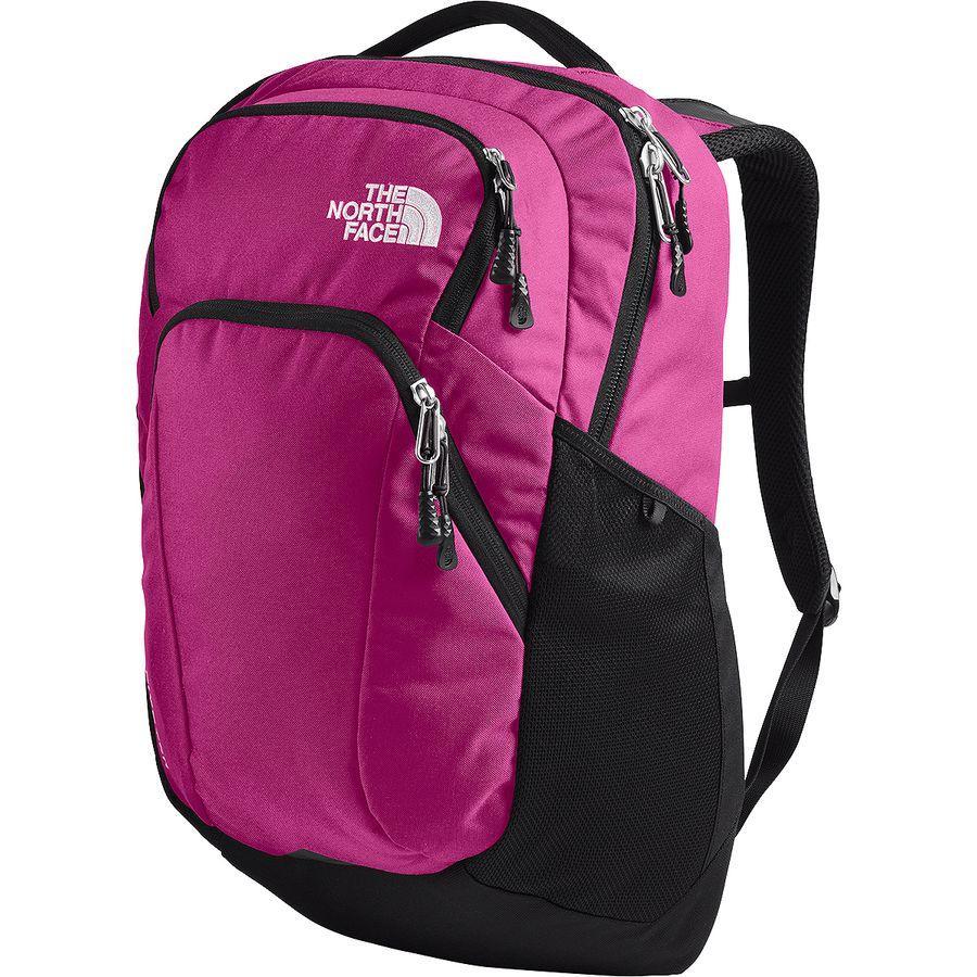 (取寄)ノースフェイス レディース ピボッター 29L バックパック The North Face Women Pivoter 29L Backpack Wild Aster Purple/Tnf Black
