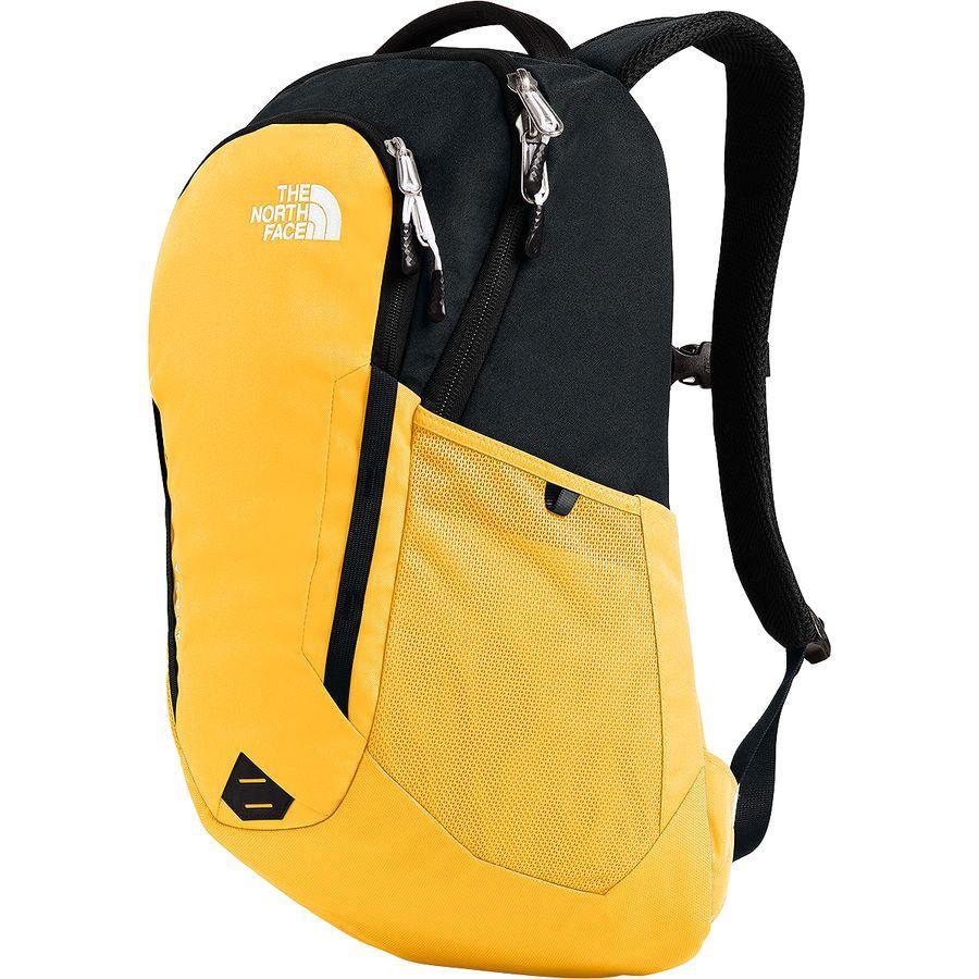 【エントリーでポイント5倍】(取寄)ノースフェイス ユニセックス ボルト 26.5L バックパック The North Face Men's Vault 26.5L Backpack Tnf Yellow/Tnf Black