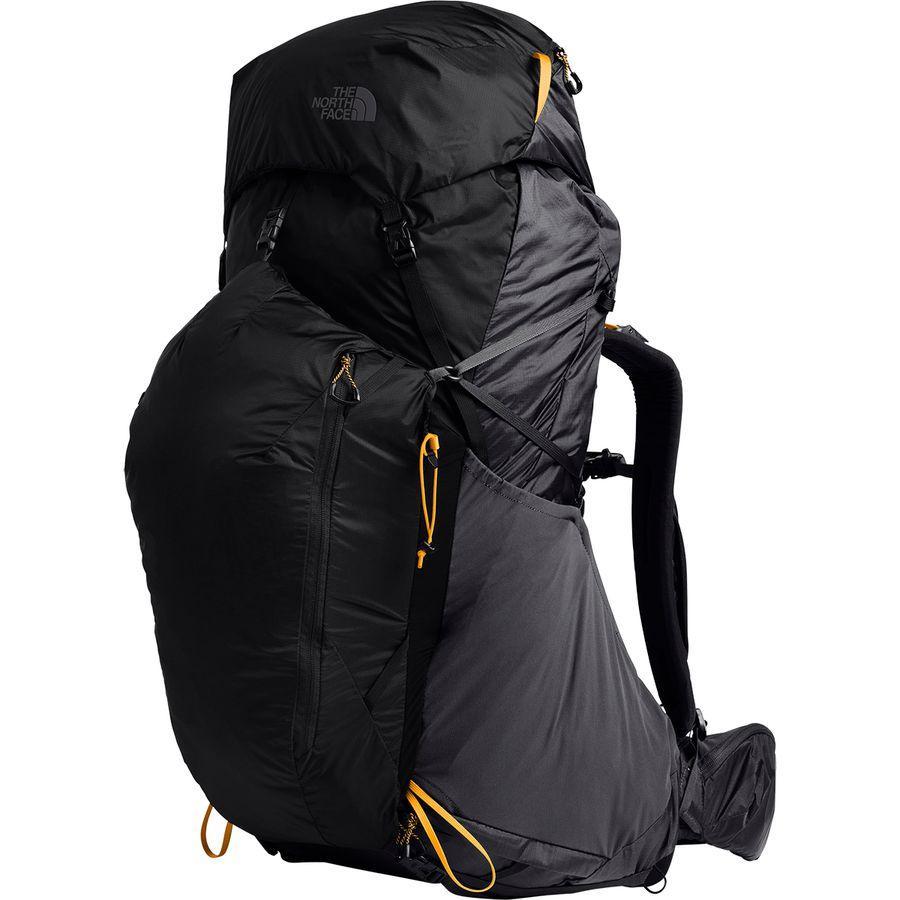 【エントリーでポイント5倍】(取寄)ノースフェイス ユニセックス バンチー 50L バックパック The North Face Men's Banchee 50L Backpack Asphalt Grey/Tnf Black
