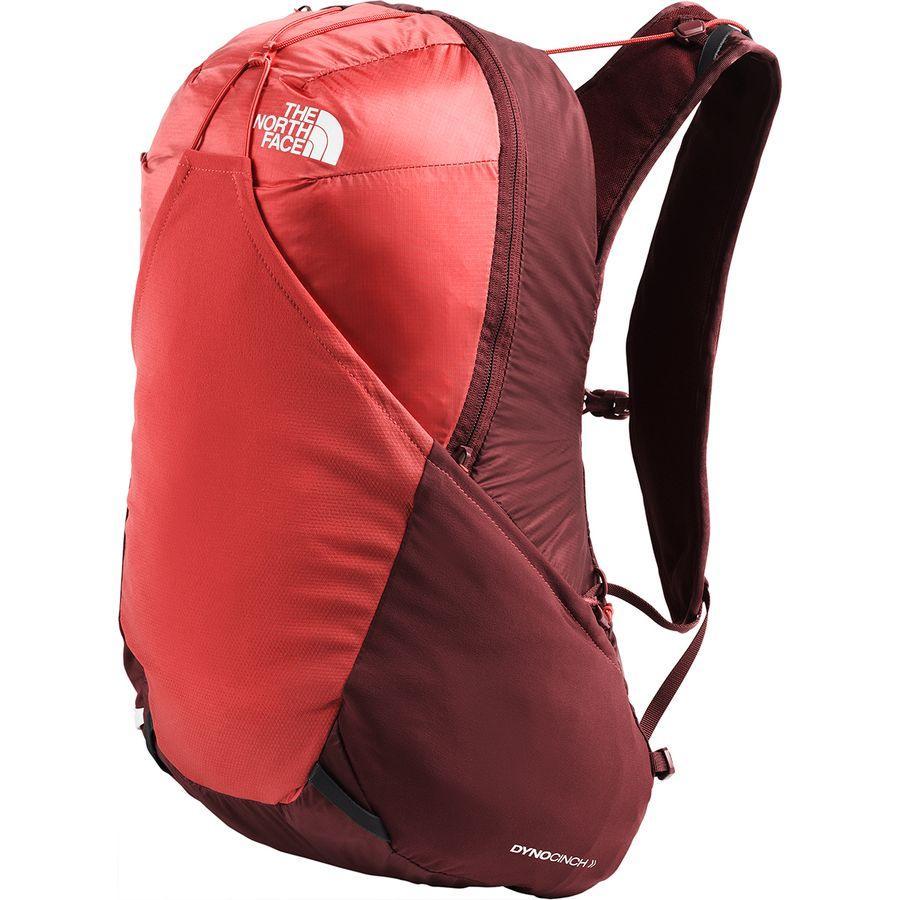 【エントリーでポイント5倍】(取寄)ノースフェイス レディース キメラ 24L バックパック The North Face Women Chimera 24L Backpack Barolo Red/Sunbaked Red