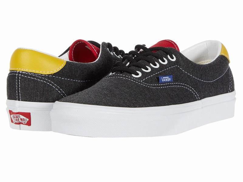 (取寄)Vans(バンズ) スニーカー エラ フィフティナイン ユニセックス メンズ レディース Vans Unisex Era 59 (Vans Coastal) Black/True White