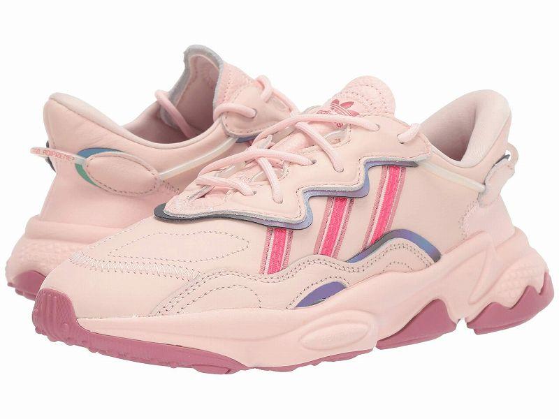 (取寄)アディダス オリジナルス レディース アディダス オリジナル WM オズウィーゴ  adidas originals Women adidas Originals WM Ozweego Icey Pink/Real Pink/Trace Maroon