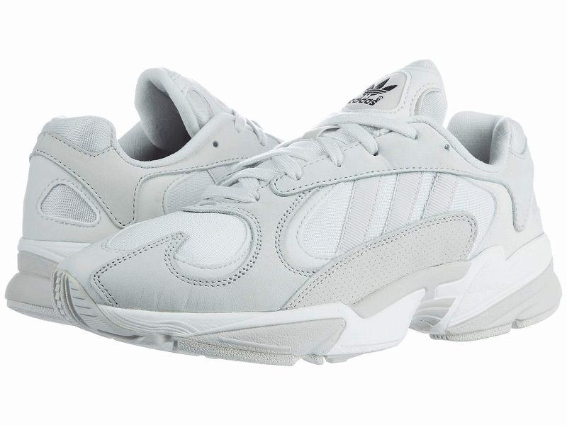 (取寄)アディダス オリジナルス メンズ アディダス オリジナル ユン adidas originals Men's adidas Originals Yung Crystal White/Grey One F17/Core Black