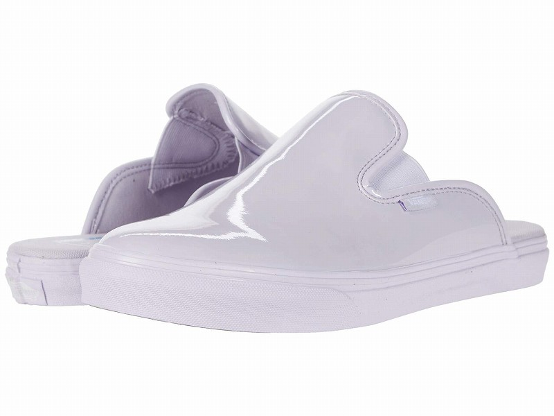 (取寄)Vans(バンズ) スニーカー SF ユニセックス メンズ レディース ミュール Vans Unisex SF Mule Lavender Blue/Lavender Blue