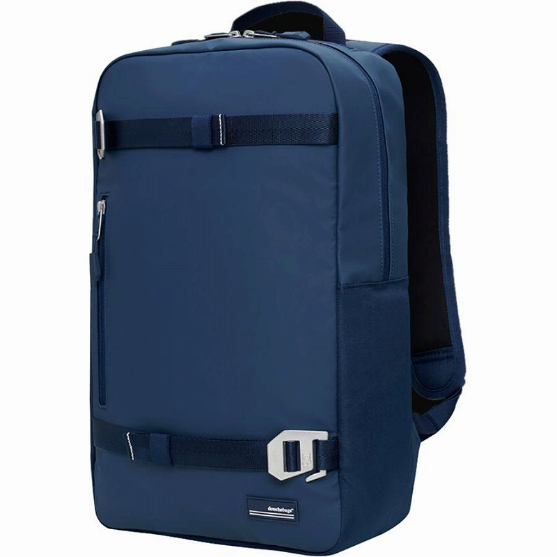 (取寄)Db ザ スカラー バックパック リュック バッグ Db Men's The Scholar Backpack Deep Sea Blue