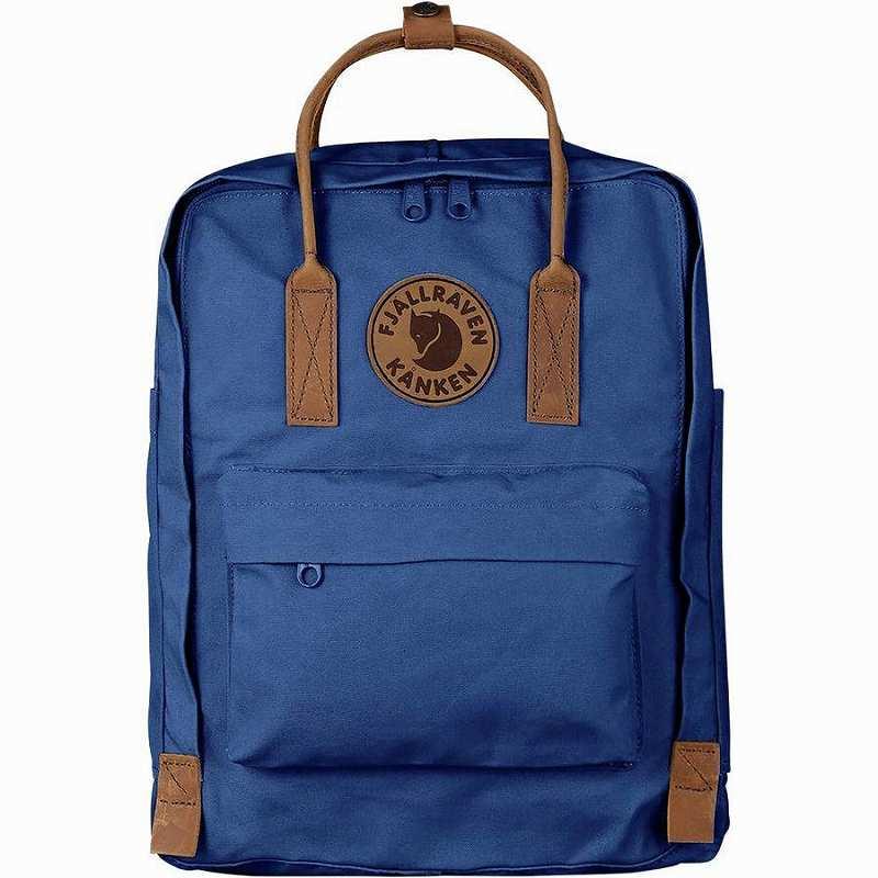 (取寄) フェールラーベン ユニセックス カンケン No.216L バックパック Fjallraven Men's Kanken No.2 16L Backpack Deep Blue