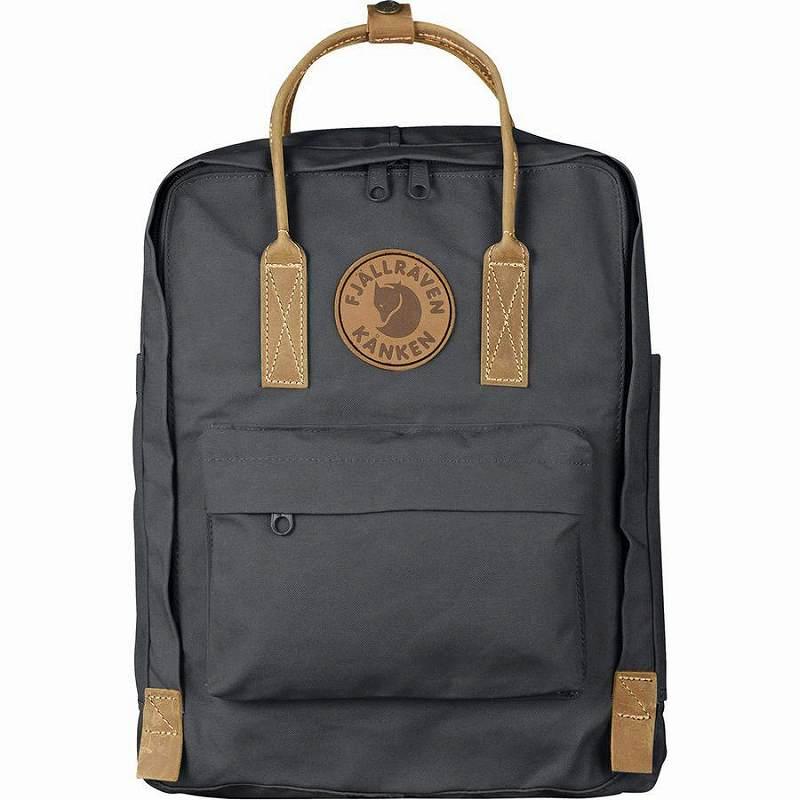 (取寄) フェールラーベン カンケン No.216L バックパック リュック バッグ Fjallraven Men's Kanken No.2 16L Backpack Super Grey